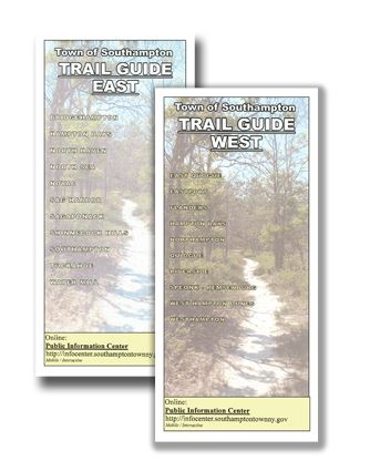 East, West Trail Maps