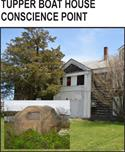 Tupper Boat House Conscience Point