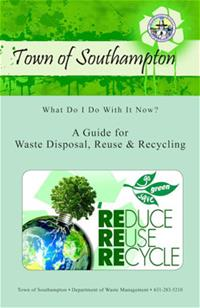 A Guide for Waste Disposal Reuse and Recycling book cover