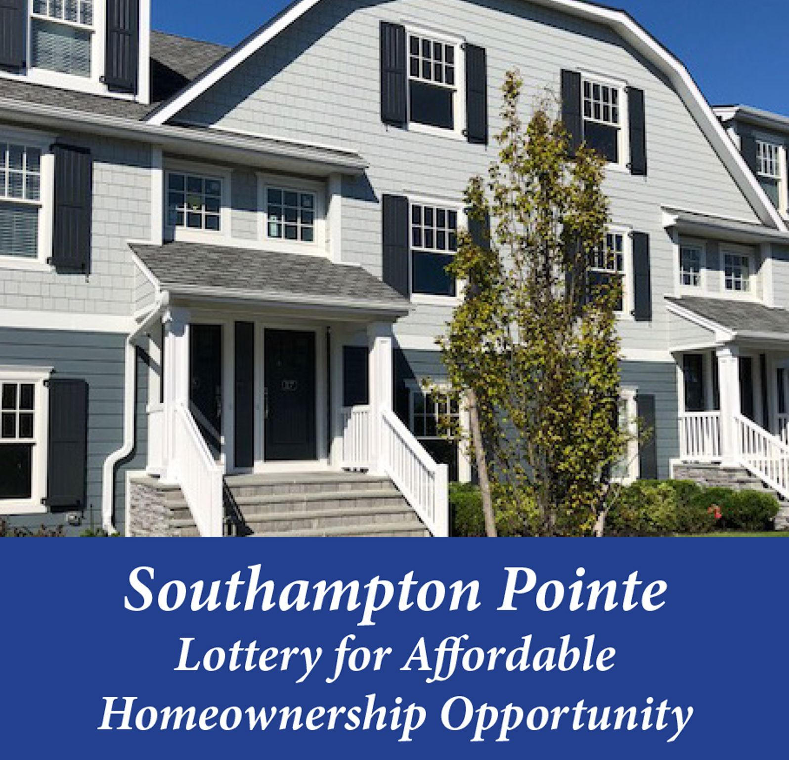 Southampton Pointe Housing Lottery