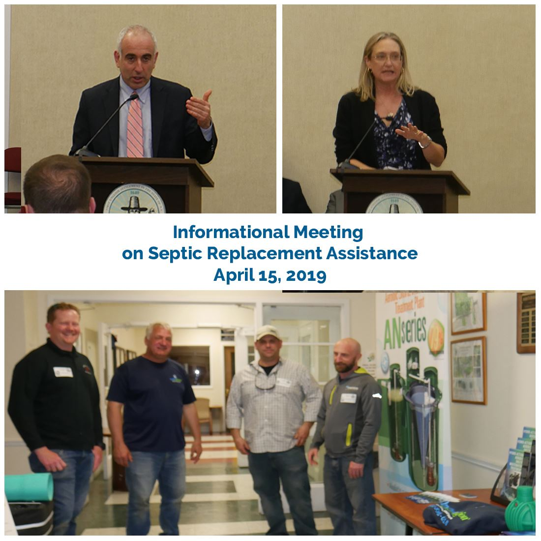 Septic Replacement Meeting