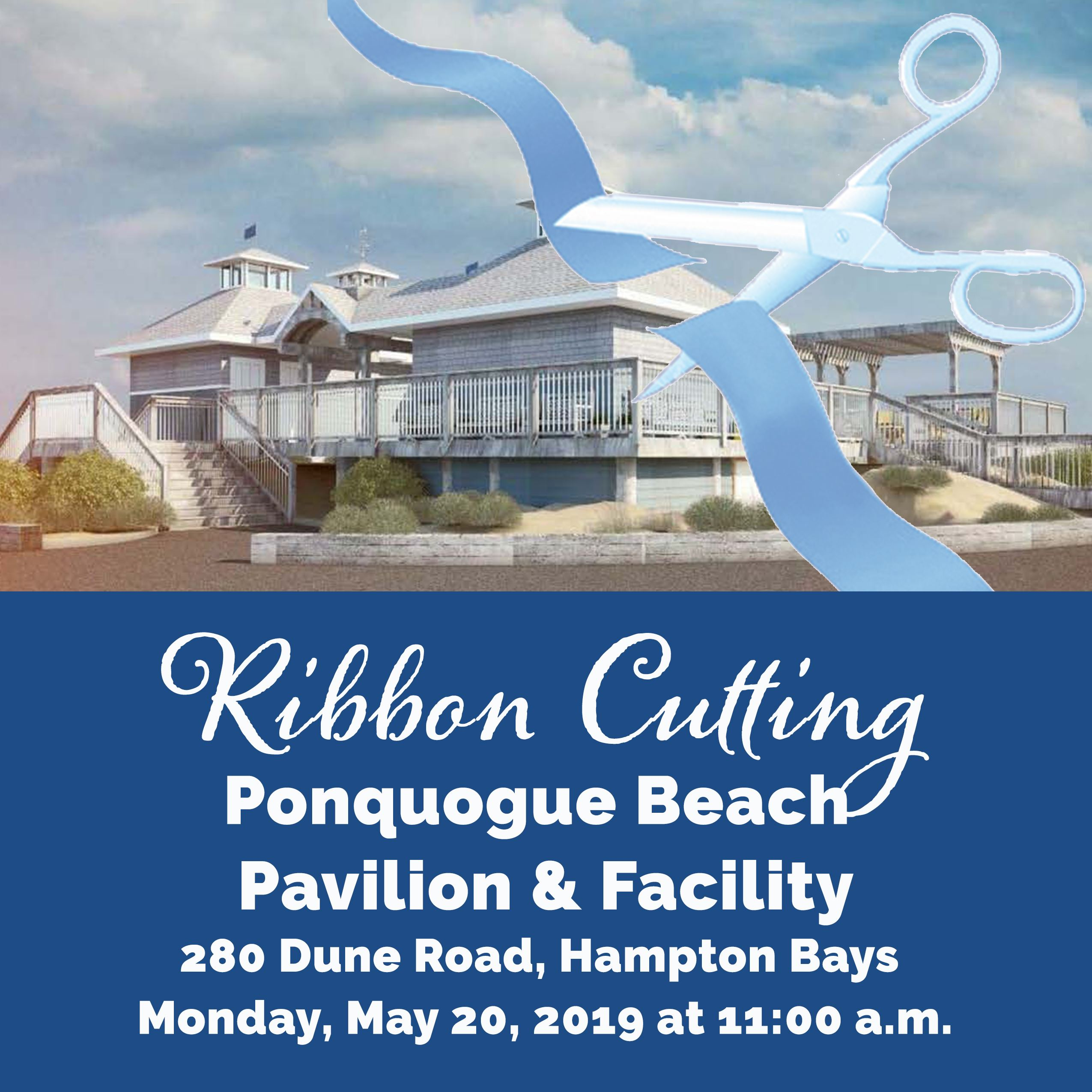 Ponquogue Beach-Ribbon Cutting-1x1