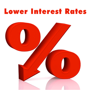 Lower-Interest-Rate
