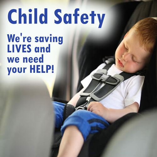 Children-in-Car-Seats