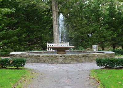 Village Green Fountain